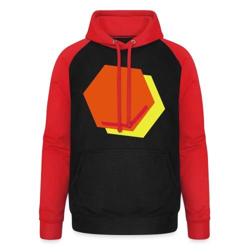 detail2 - Unisex baseball hoodie