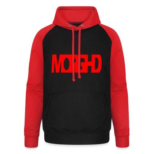 MorgHD - Unisex Baseball Hoodie