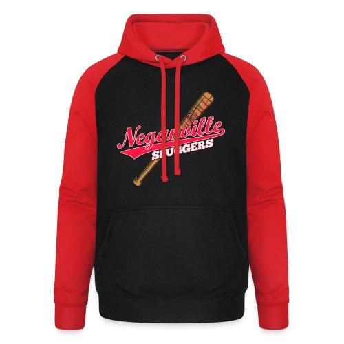 Neganville Sluggers - Unisex Baseball Hoodie