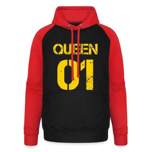 Queen - Bluza bejsbolowa typu unisex