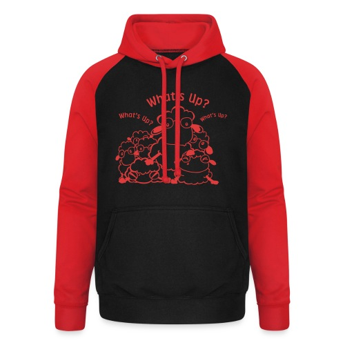 yendasheeps - Unisex baseball hoodie