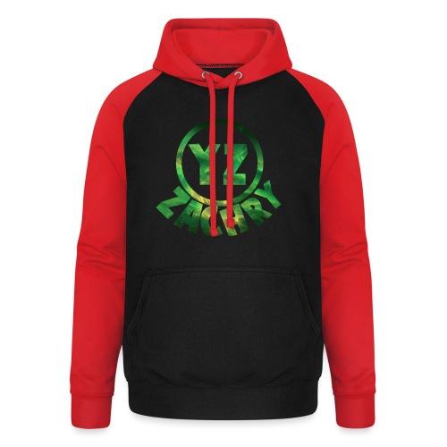 Ifoon 6/6s YZ-hoesje - Unisex baseball hoodie