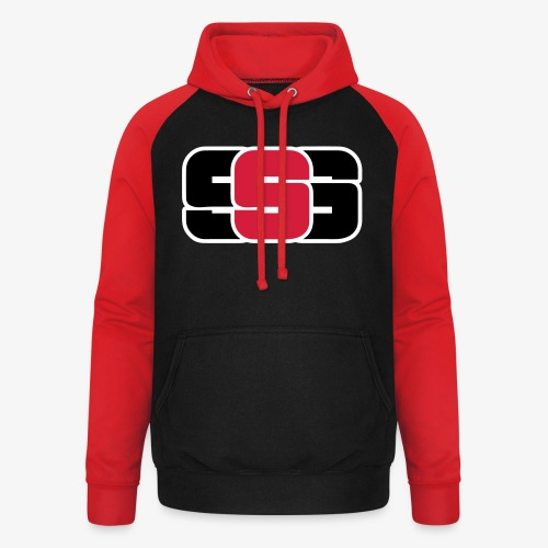 Strong Sound Solution - Unisex Baseball Hoodie