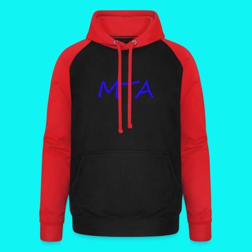 #MTA t-shirts - Unisex baseball hoodie