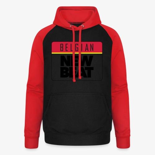 BNB LOGO - Unisex baseball hoodie