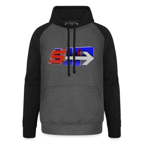 S JJP - Sweat-shirt baseball unisexe