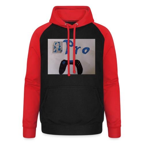 OrePro Merchandise - Unisex Baseball Hoodie