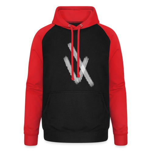 VOX POPULI - Sudadera con capucha de béisbol unisex