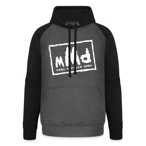 M Wear - MMD 4 Life - Unisex Baseball Hoodie