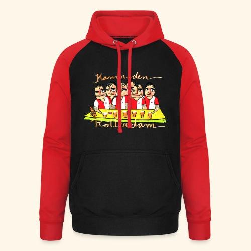 Kameraden Feyenoord - Unisex baseball hoodie