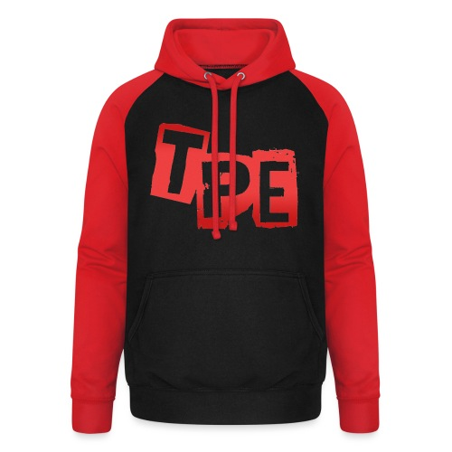 TPE T-Shirt Dam - Basebolluvtröja unisex