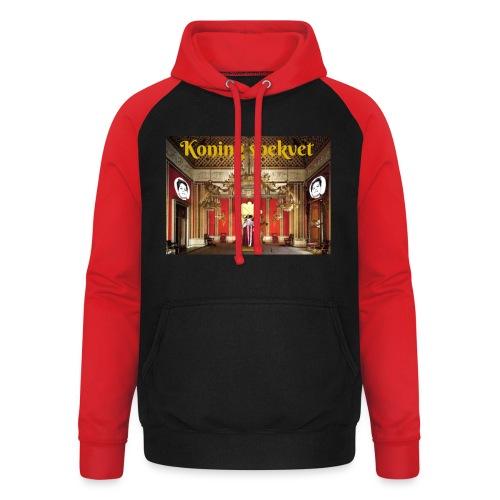 Koning Spekvet - Unisex baseball hoodie