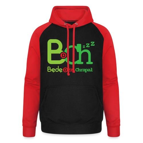 BDCh - Bluza bejsbolowa typu unisex
