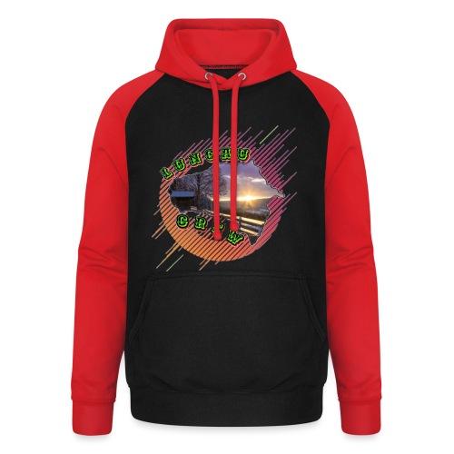 LungauCrew Merchandise - Unisex Baseball Hoodie