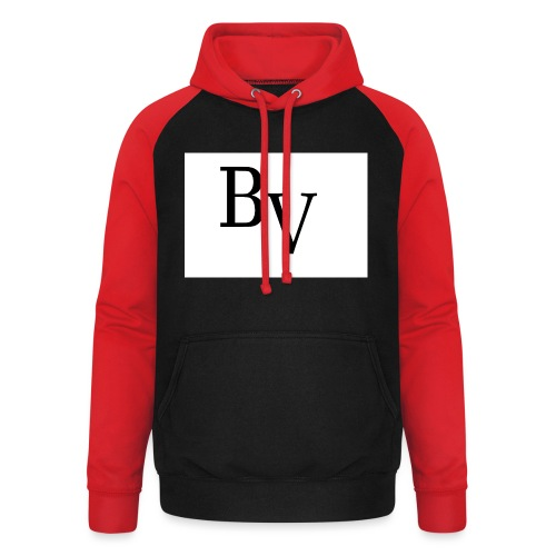 BossVibes - Unisex baseball hoodie