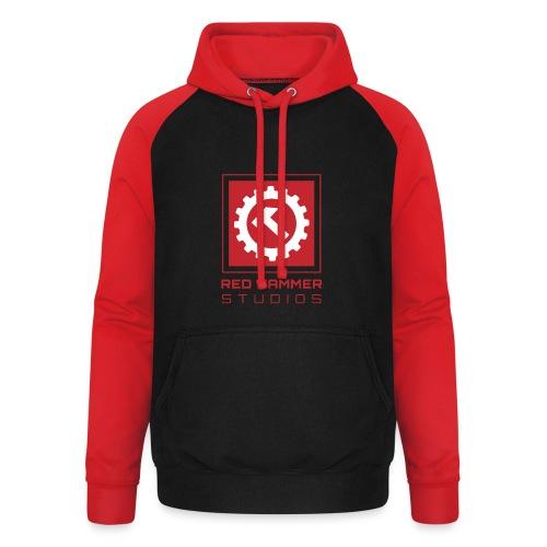 RHS Logo 01 png - Unisex Baseball Hoodie