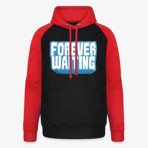 Forever Waiting - Unisex Baseball Hoodie