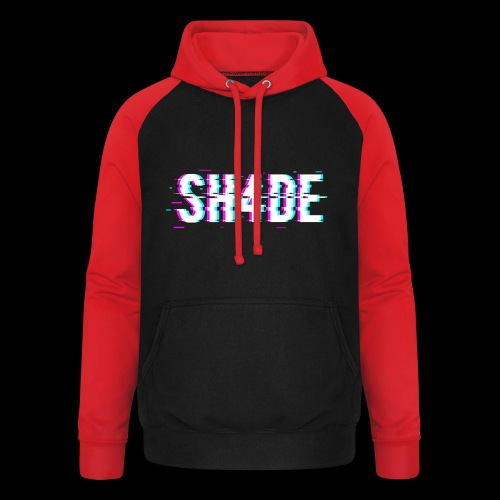 SH4DE. - Unisex Baseball Hoodie