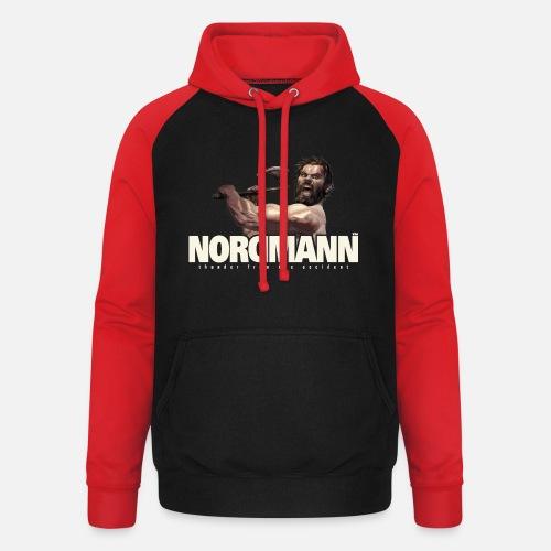 Nordmann 2 - Unisex Baseball Hoodie