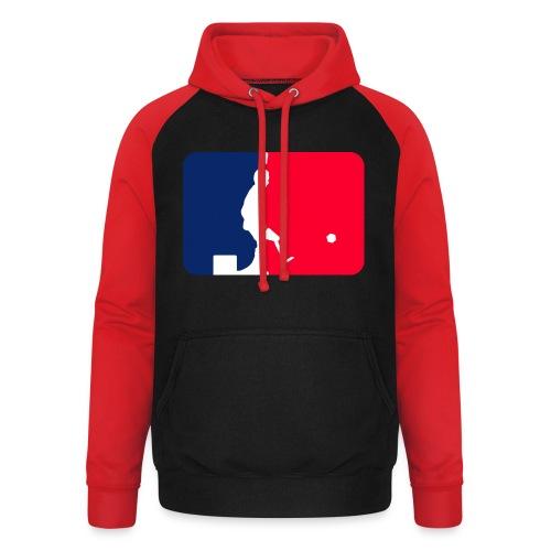 Major League Tipp-Kick Shirt - Unisex Baseball Hoodie