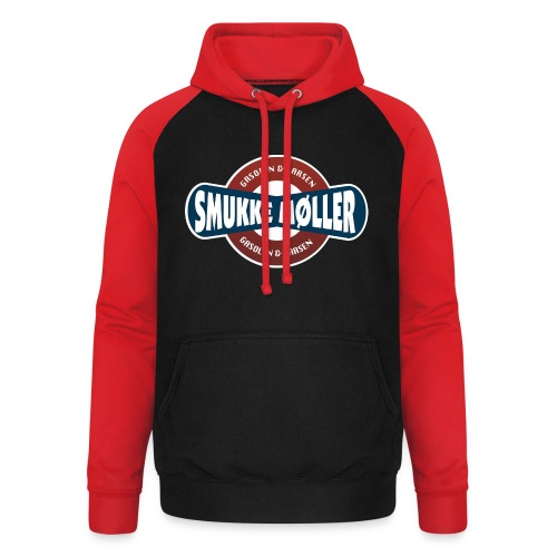 smlogo - Unisex baseball hoodie