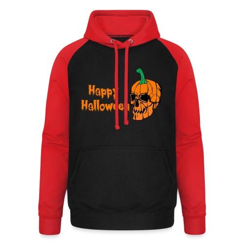 Happy Halloween - Unisex Baseball Hoodie