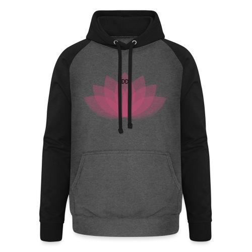 DOE JE DING #LOTUS - Unisex baseball hoodie