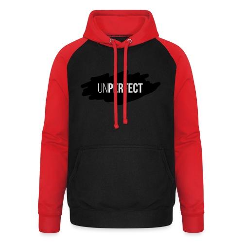 UNPERFECT LOGO 2 - Unisex Baseball Hoodie