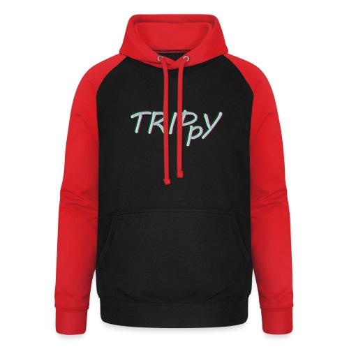 Trippy Original - Basebolluvtröja unisex