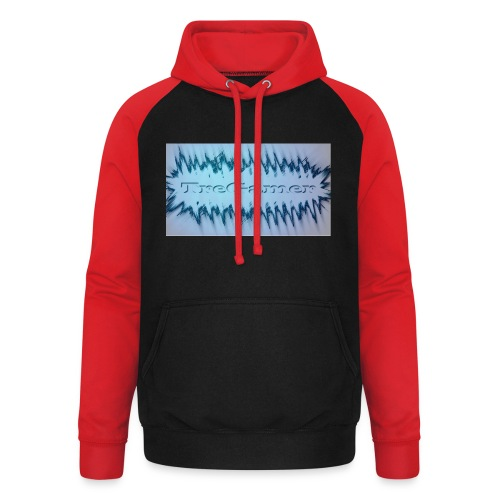 TreGamer - Unisex baseball hoodie