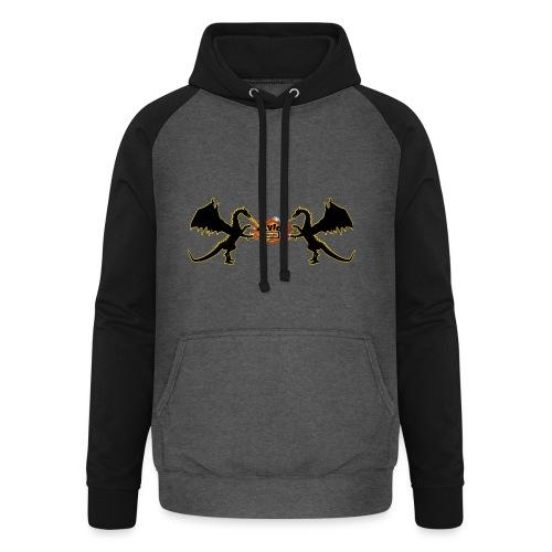 Styler Draken Design - Unisex baseball hoodie