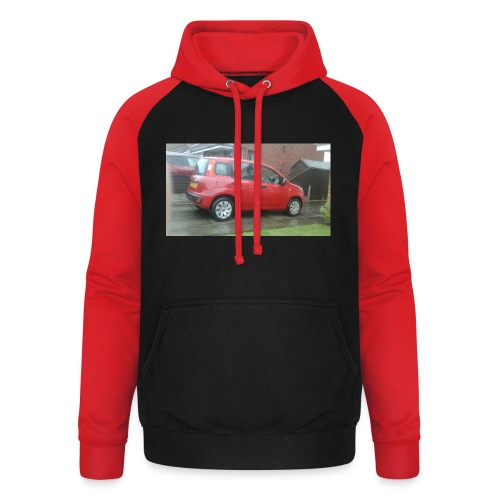 AWESOME MOVIES MARCH 1 - Unisex Baseball Hoodie