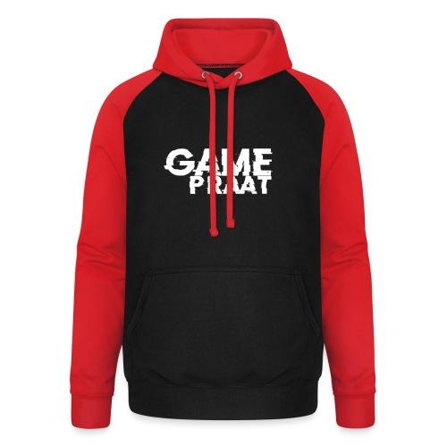 GamePraat T-Shirt - Unisex baseball hoodie