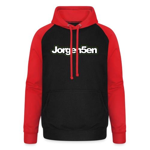 tshirt - Unisex baseball hoodie