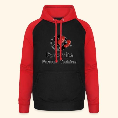 Dynomite Personal Training - Unisex Baseball Hoodie