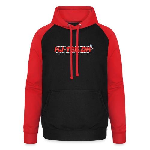 shirtlogo png - Unisex baseball hoodie