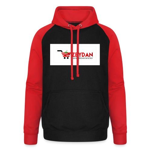 Zeydan - Unisex baseball hoodie