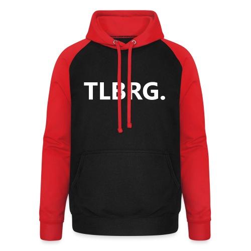 TLBRG - Unisex baseball hoodie