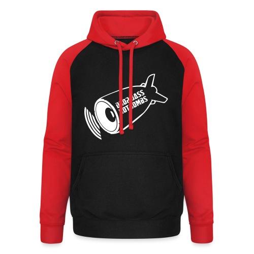 DBNB - Unisex baseball hoodie