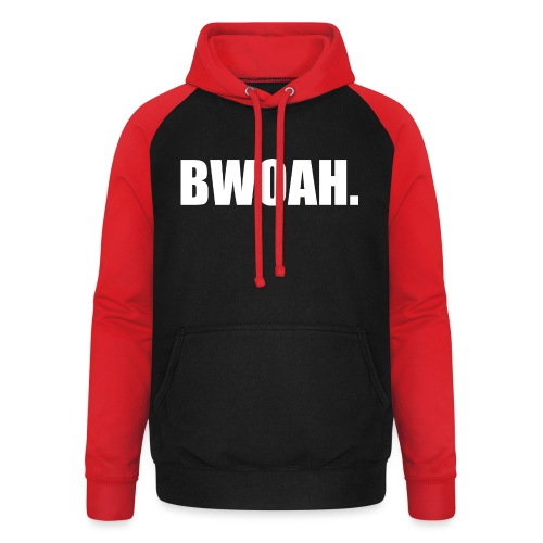 Bwoah - Unisex baseball-huppari