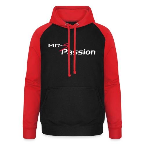 mrs passion - Sweat-shirt baseball unisexe