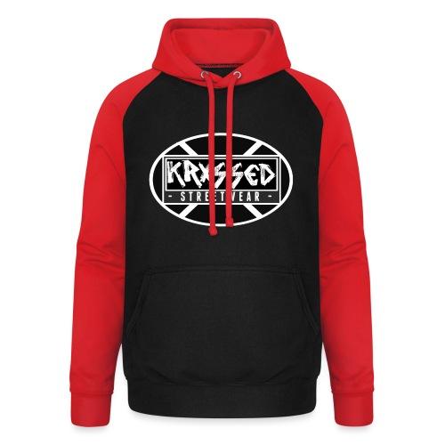 KRXSSED BASIC - Unisex baseball hoodie