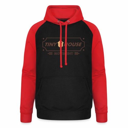 TinyHouse - Unisex Baseball Hoodie