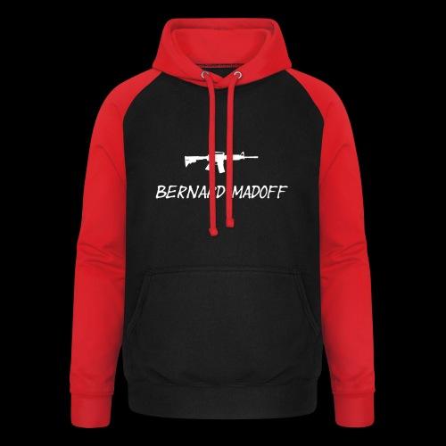 Bernard Madoff - Unisex baseball hoodie