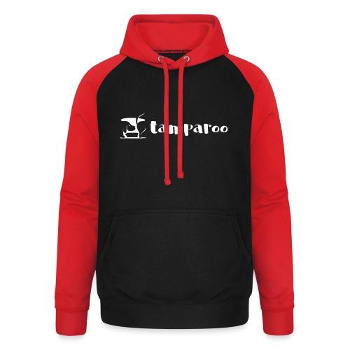 Tamparoo - Felpa da baseball con cappuccio unisex