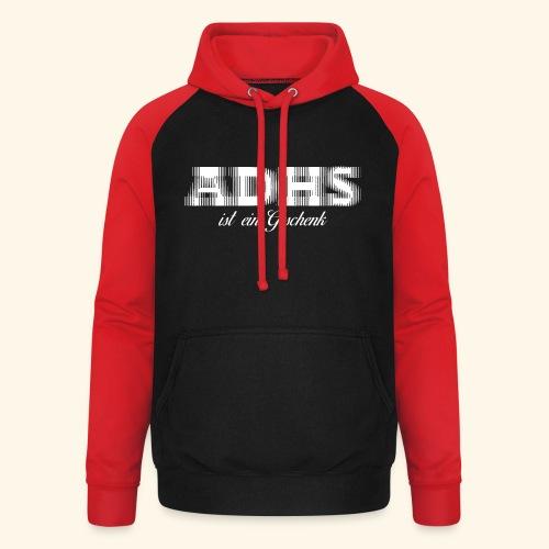 ADHS - Unisex Baseball Hoodie