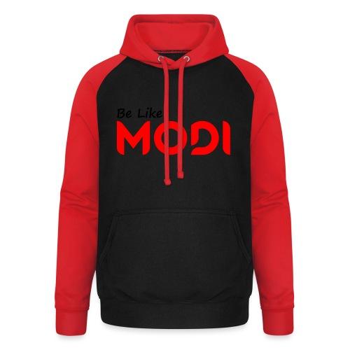 Be Like MoDi - Bluza bejsbolowa typu unisex