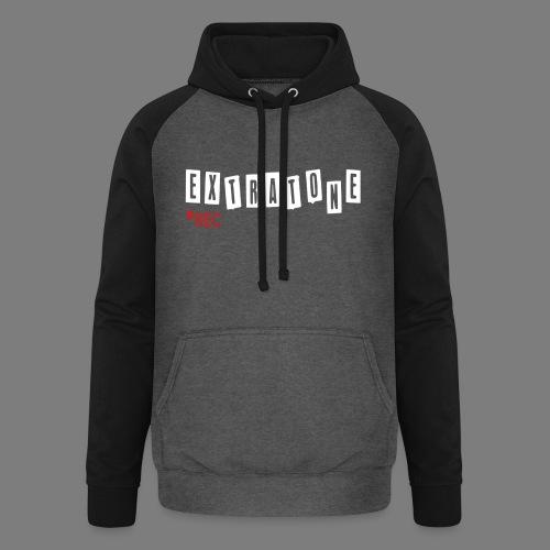 ERFINAL - Unisex baseball hoodie