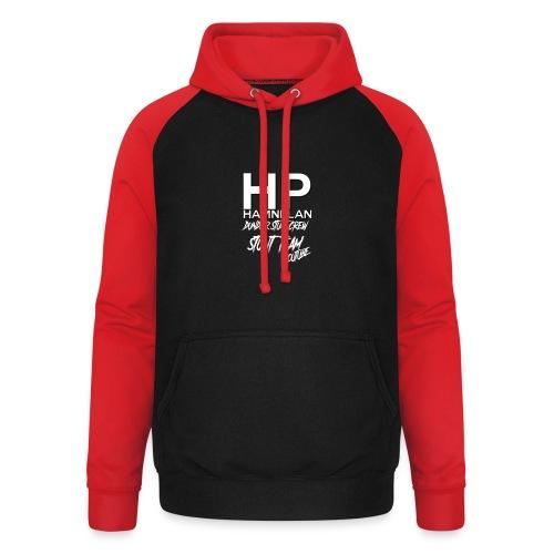 hp hamnplan hoodie - Basebolluvtröja unisex