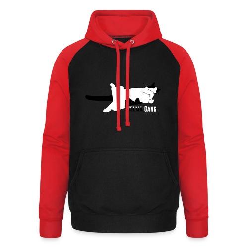 Selma Gang hoodie - Basebolluvtröja unisex